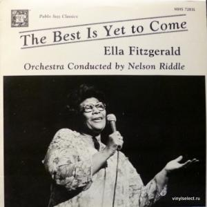 Ella Fitzgerald - The Best Is Yet To Come