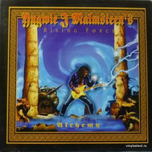 Yngwie Malmsteen - Alchemy (+ Poster!)