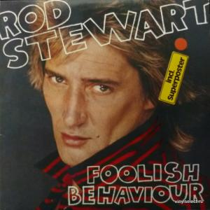 Rod Stewart - Foolish Behaviour (+ Poster!)