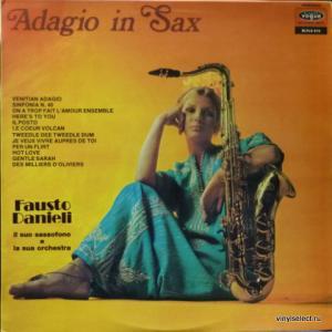 Fausto Danieli - Adagio In Sax