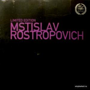 Mstislav Rostropovich (Мстислав Ростропович) - Limited Edition: Antonín Dvořák - Cello Concerto