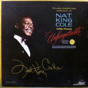 Nat King Cole - Nat King Cole Golden Treasury ''Unforgettable''