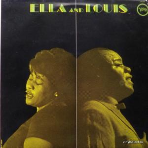 Ella Fitzgerald And Louis Armstrong - Ella & Louis