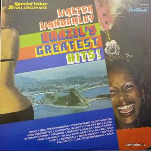 Walter Wanderley - Brazil's Greatest Hits!