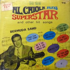 Al Caiola - The New Al Caiola Plays Superstar And Other Hit Songs