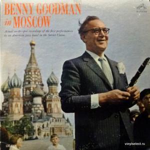Benny Goodman - Benny Goodman In Moscow