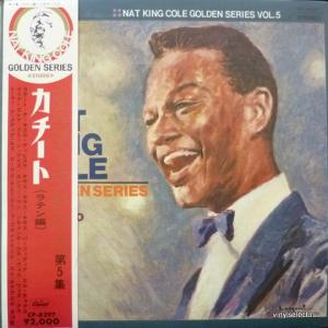 Nat King Cole - Golden Series Vol.5 (Red Vinyl)