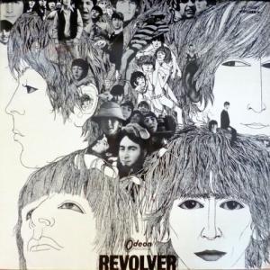 Beatles,The - Revolver (Red Vinyl)