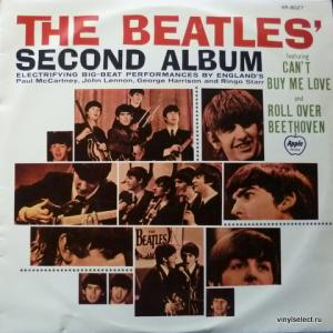 Beatles,The - The Beatles' Second Album (Red Vinyl) (Mono)