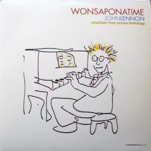 John Lennon - Wonsaponatime - Selections From Lennon Anthology