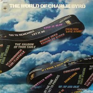 Charlie Byrd - The World Of Charlie Byrd