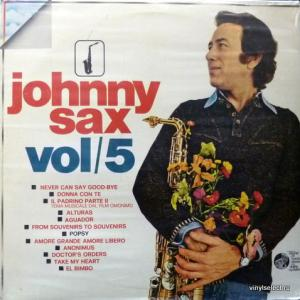 Johnny Sax - Johnny Sax Vol/5