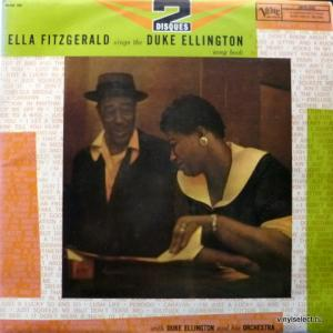 Ella Fitzgerald & Duke Ellington - Ella Fitzgerald Sings The Duke Ellington Song Book Vol. 2