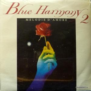 Blue Harmony Group, The - Blue Harmony 2 - Melodie D'Amour (feat. Gil Ventura)