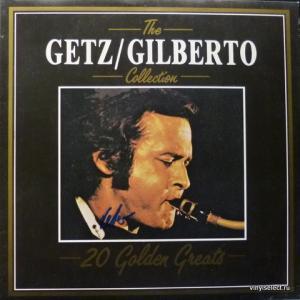 Stan Getz, Joao & Astrud Gilberto - The Getz / Gilberto Collection - 20 Golden Greats