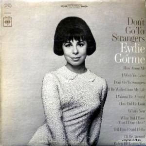 Eydie Gorme - Don't Go To Strangers