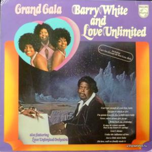 Barry White - Grand Gala - Barry White & The Love Unlimited