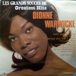 Dionne Warwick - Les Grands Succes De Dionne Warwicke