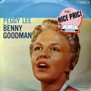 Peggy Lee & Benny Goodman - Peggy Lee Sings With Benny Goodman