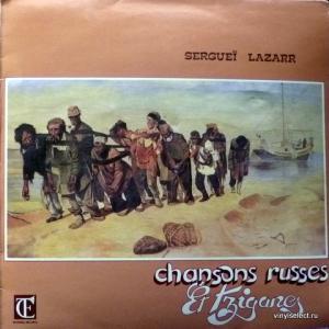 Serguei Lazaar - Chansons Russes Et Tziganes (*Autographed)