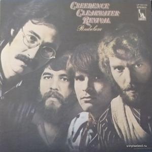 Creedence Clearwater Revival - Pendulum (Red Vinyl)