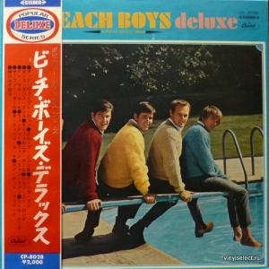 Beach Boys, The - The Beach Boys Deluxe (Red Vinyl)