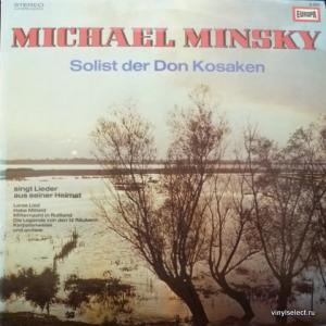 Michael Minsky (Михаил Минский) - Solist Der Don Kosaken Singt Lieder Aus Seiner Heimat