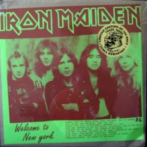 Iron Maiden - Welcome To New York