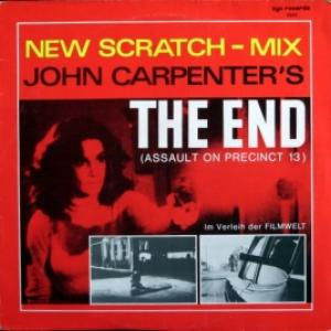 John Carpenter - The End (New Scratch-Mix)