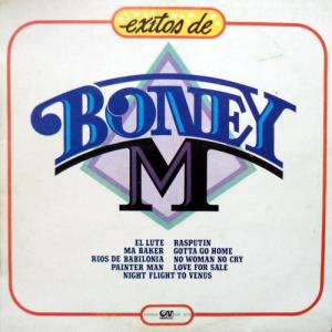 Boney M - Éxitos De Boney M.
