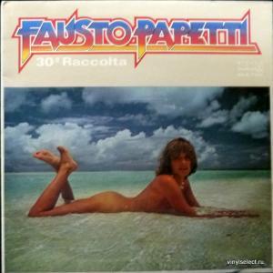 Fausto Papetti - 30a Raccolta