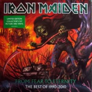 Iron Maiden - From Fear To Eternity - The Best Of 1990-2010