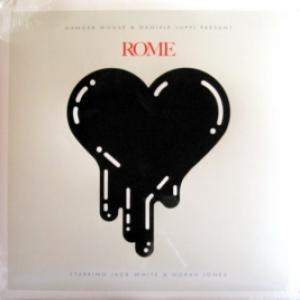 Danger Mouse & Daniele Luppi Starring Jack White & Norah Jones - Rome