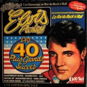 Elvis Presley - Les 40 Plus Grands Succes