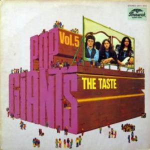 Taste, The - Pop Giants, Vol. 5