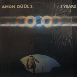 Amon Düül II - 5 Years