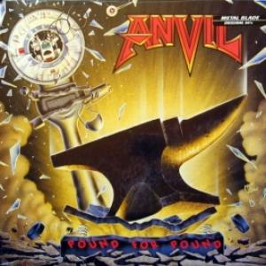 Anvil - Pound For Pound