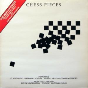 Benny Andersson, Tim Rice, Björn Ulvaeus (ex-ABBA) - Chess Pieces