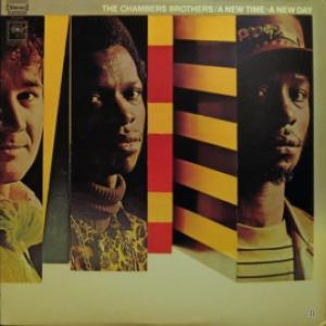Chambers Brothers, The - A New Time - A New Day