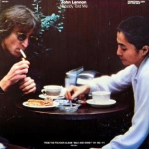 John Lennon - Nobody Told Me / O' Sanity