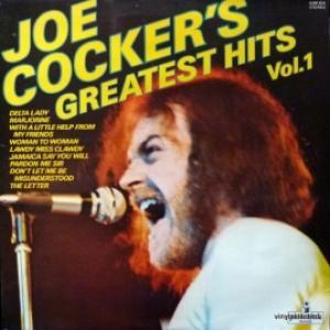 Joe Cocker - Joe Cocker's Greatest Hits Vol.1