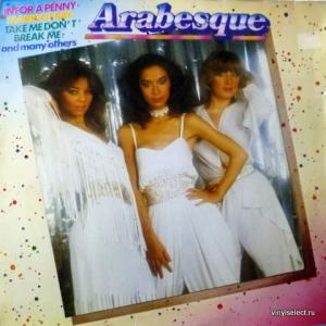 Arabesque - Arabesque (Club Edition)