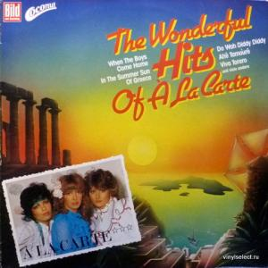 A La Carte - The Wonderful Hits Of À La Carte