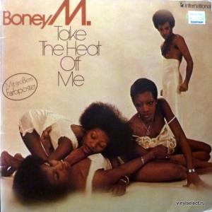 Boney M - Take The Heat Off Me (+Poster!)