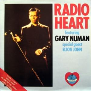 Radio Heart Featuring Gary Numan - Radio Heart