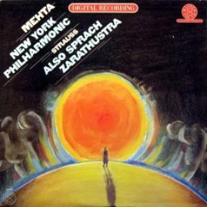 Richard Strauss, Zubin Mehta, New York Philharmonic - Also Sprach Zarathustra