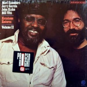 Merl Saunders /Jerry Garcia / John Kahn / Bill Vitt - Keystone Encores, Volume 2