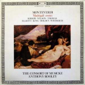 Claudio Monteverdi - Madrigali Erotici