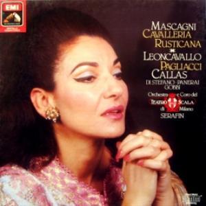 Pietro Mascagni / Ruggero Leoncavallo - Cavaleria Rusticana & Pagliacci (feat. Maria Callas)