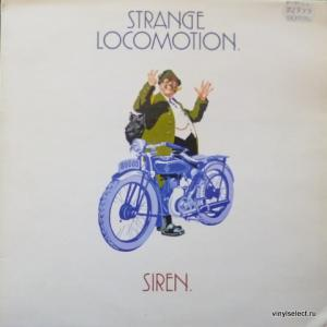 Siren - Strange Locomotion